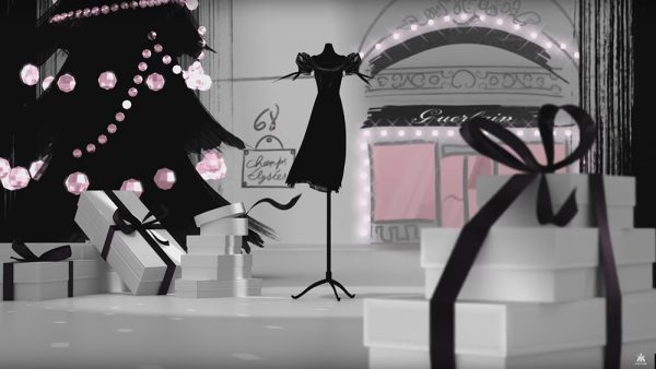 Guerlain – La Petite Robe Noire Noël