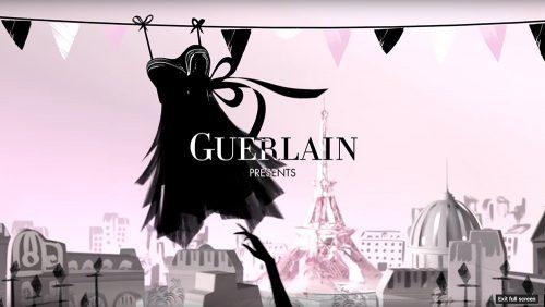 Guerlain – La petite robe noire – Party in Paris