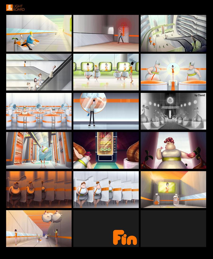 Slimtime_Lightboard